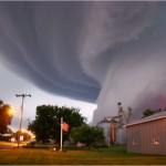 Убийственный торнадо в США
