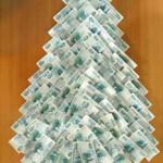 С такой елкой и подарки не нужны!