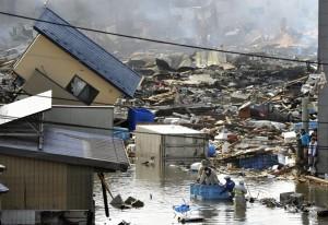 Последствия землятресения в Японии 2011