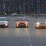 Перекрыт незаконный доступ автомобилей из Южной Осетии