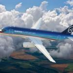 Sukhoi Superjet-100 пытался обойти облачное скопление