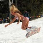 Летний горнолыжный сезон во Франции