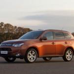 Японская новинка Mitsubishi Outlander