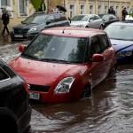 Потоп в Москве вызван коммунальными службами?