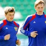 Аршавин и Павлюченко