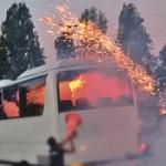 Фанаты «Фенербахче» напали на болельщиков «Спартака»