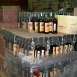 В Перми раскрыт цех нелегального алкоголя