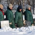 Уборка снега в Перми теперь контролируется