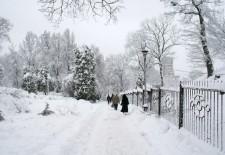 На Украине ожидается резкое похолодание