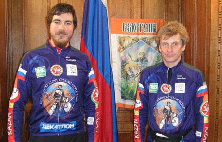 Pavel_Grachev_and_Alain_Khairullin