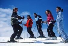 Россияне выбирают горнолыжные курорты Краснодара