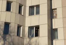 В Челябинске метеорит проверил на прочность дома