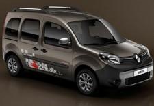 Две спецверсии Kangoo от Renault