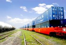 Железнодорожные грузоперевозки в России