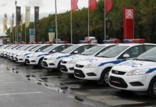 Автопарк полиции Тюмени пополнился
