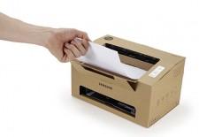 Представлен концепт картонного принтера