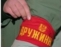 В России планируют ввести народные дружины