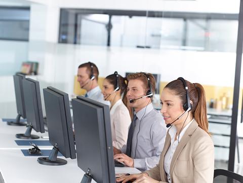 Многоканальные контакт-центры